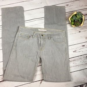 J Brand Straight Leg Jeans Size 28